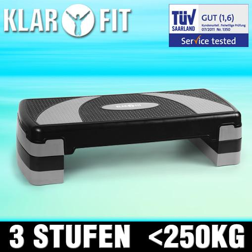 STEP-BOARD-STEPP-BRETT-FITNESS-UBUNGS-STATION-250-KG-KRAFT-SPORT-STUDIO-STEPPER