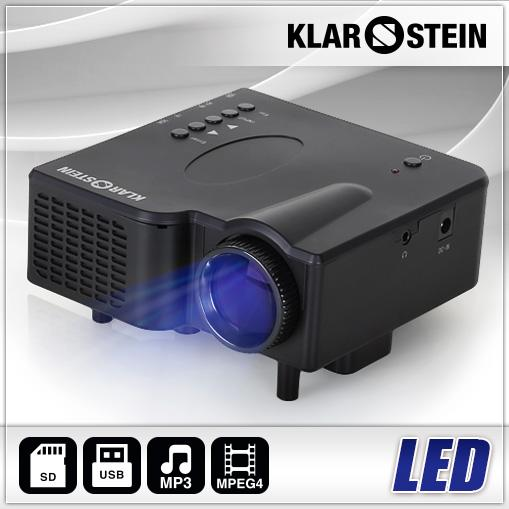 MULTIMEDIA-MINI-BEAMER-VIDEO-LED-PROJEKTOR-USB-MICRO-SD-SDHC-AV-ANSCHLUSS-TIMER