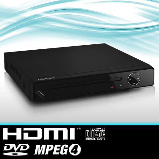 HDMI-DVD-Player-Codice-Free-Multi-regione-1080p-upscaling-COMPATTO-CD-Giocatore-MPEG
