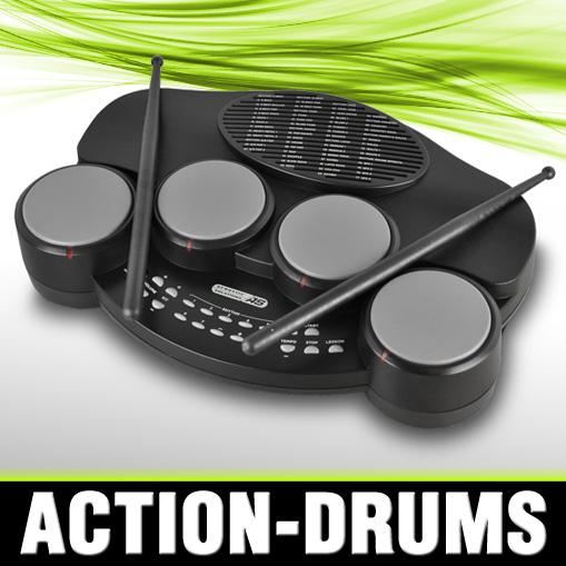 DIGITAL-E-DRUM-SET-ELEKTRONISCHES-SCHLAGZEUG-DRUMS-PERCUSSION-KIT-TROMMEL-STICKS