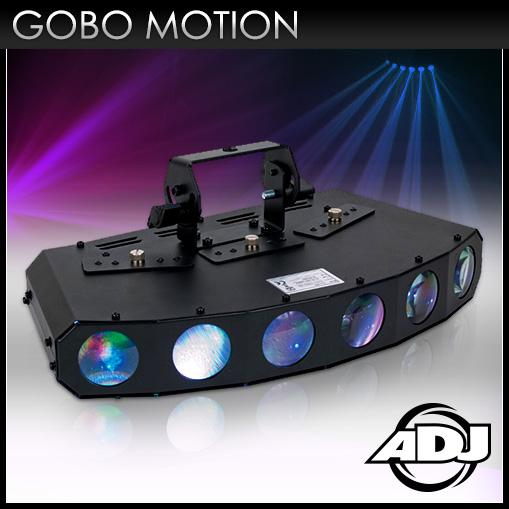 DJ-PA-PARTY-DISCO-BUHNEN-TRI-LED-DMX-GOBO-LICHT-EFFEKT-SHOW-LASER-STRAHLER-LIGHT