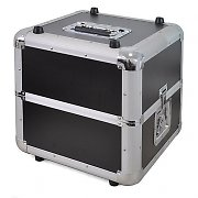 Koolsound Flight case pour vinyles LP 70 disques noir
