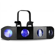 American DJ Quad Gem LED Lichteffekt DMX Moonflower