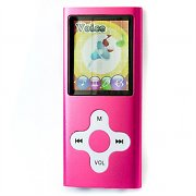 Video-MP3-Player Marquant MP4 Foto 4GB Pink 40g - wiederverpackt