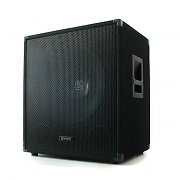 Skytec Bassbox 1000 W 45cm Subwoofer Tiefpass-Filter