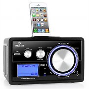 Radio internet wireless mp3 con docking station