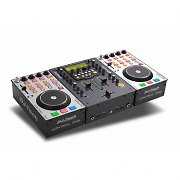 DJ-Tech Hybrid 202 MIDI DJ-Workstation USB Deckadance Scratchen