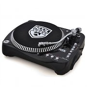 DJ-Turntable Koolsound TDJ-26 USB-SD-MP3-Aufnahme