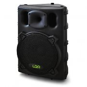 Power Liquid 10-AMP Cassa amplificata attiva DJ USB MP3 400W