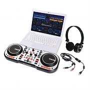 USB-DJ-Controller DJ-Tech DJ For All MAC PC Deckadance
