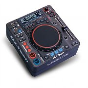 MP3-DJ-Controller DJ-Tech uSolo FX USB-SD MIDI Scratch