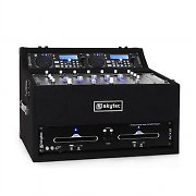 Skytec STK-350 PA-Set CD-Player Mixer Verstärker Rack