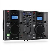 Skytec STX-95 DJ-Controller Doppel-CD-Player USB-MP3