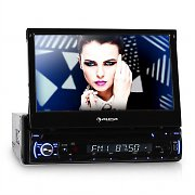 auna DTA90BT Autoradio 18cm Moniceiver Bluetooth DVD