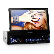 Autoradio Auna DTA90 18cm Moniceiver DVD-Player USB-SD