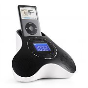 Muse M105-IP iPhone-iPod-Dock Radiowecker Design AUX