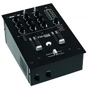 Omnitronic PM-222 Table de mixage 2 canaux DJ Battle