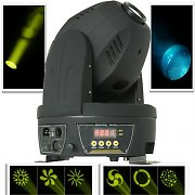 Beamz MHL-60 Spot 60W 12 DMX LED Moving Head