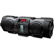 JVC RV-NB90B BoomBlaster iPhone-iPod-Dock Bluetooth USB