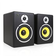 "Power Dynamics PDSM6 aktive Studio-Monitore 16,5cm (6,5"") 160W"