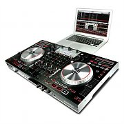 Numark NS6 Table de Mixage DJ numérique 4 Decks Interface  USB