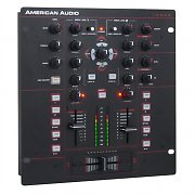 American Audio 10 MXR Table de Mixage 2 Canaux USB-MIDI XLR