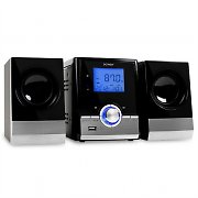 Denver MCB-700 mini impianto bluetooth USB MP3 sveglia