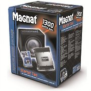 Magnat Starter Two 0.1 Car-HiFi-Set Endstufe Subwoofer 1300W