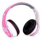 Trevi DJ 625 Casque audio - rose