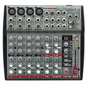 Phonic AM440W table de mixage 12 canaux DSP USB bluetooth