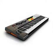 Novation Launchkey 49   Keyboard-Controller USB MIDI iOS