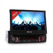 Auna MVD-240 Autoradio DVD CD MP3 USB SD AUX 7'' Touchscreen Bluetooth