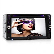 Auna MVD-481 Moniceiver DVD CD MP3 USB SD HD 6,2'' Touchscreen Bluetooth