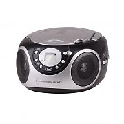 Radio boombox Trevi CMP-522 Czarne CD MP3 WMA