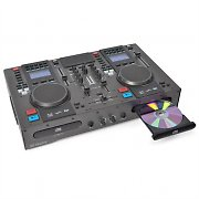 Skytec STX-95MC Contrôleur MIDI DJ CD USB MP3 iPod