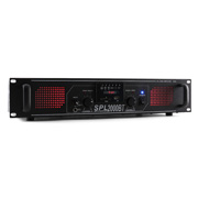 Skytec SPL 2000BTMP3 Hifi-PA-Verstärker Bluetooth USB SD MP3 AUX UKW LED 2000W