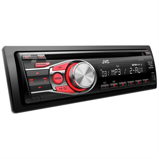 JVC KD-R331 Autoradio CD Bluetooth 2 X AUX