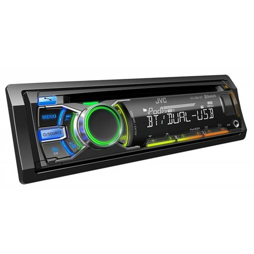 JVC KD-R841BT ()_Autoradio CD Bluetooth 2 x USB