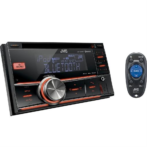 JVC KW-R600BT ()_Autoradio CD Bluetooth 2 x USB