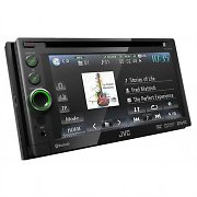 JVC KW-AV61BT autoradio DVD USB touchscreen