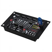 Ibiza DJM21MKII Table de mixage 4 pistes USB BT MP3