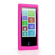 Lenco Xemio-966 Medienplayer Touchscreen 8GB USB MicroSD 3'' pink