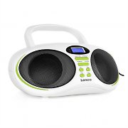Lenco SR-500 BT Bluetooth-Boombox AUX UKW MP3