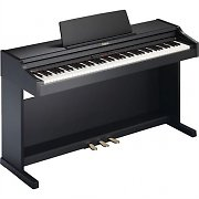 Roland RP301R SB Piano digital negro satinado