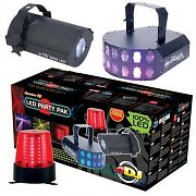 American DJ LED Party Pak 2 LED-Lichtset 3-teilig