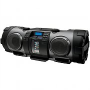 JVC RV-NB70BE Ghettoblaster iPod Dock USB 40W