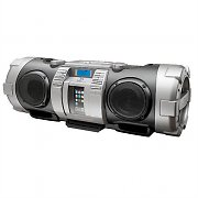 JVC RV-NB70S Ghettoblaster iPod Dock USB 40W
