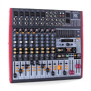 Power Dynamics PDM-S1203 12-Kanal Mischpult USB DSP MP3 AUX EQ FX