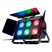 American DJ Dotz Flood LED-Lichteffekt 2 x 3 LEDs