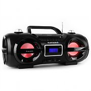 Majestic AH 234BT/MP3/USB Bluetooth-Ghettoblaster CD MP3 USB SD Bluetooth